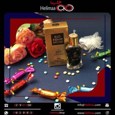 Rio Four Orchid Mini Perfume